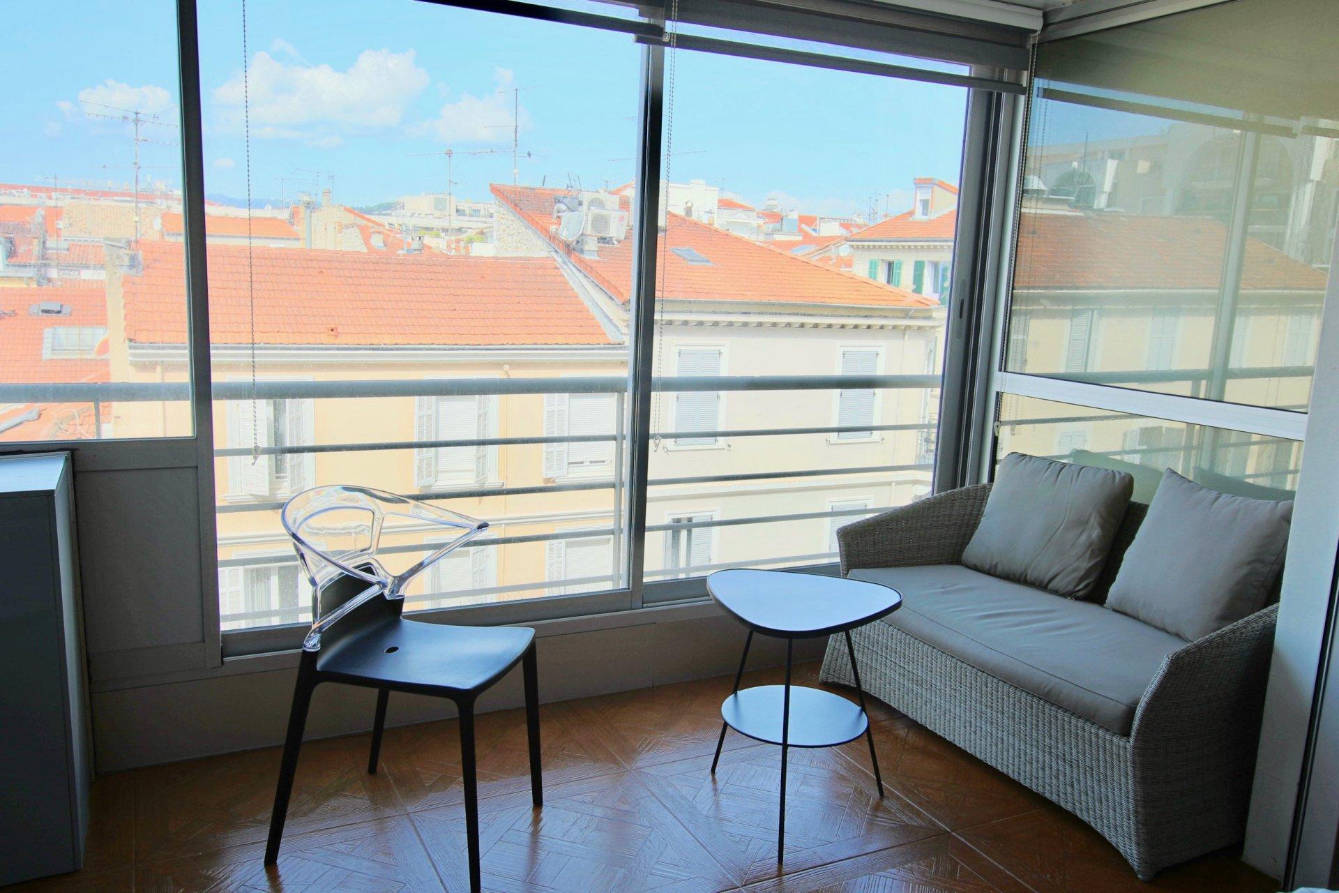 Studio / appart'hôtel - Cannes-Grand-Hôtel-