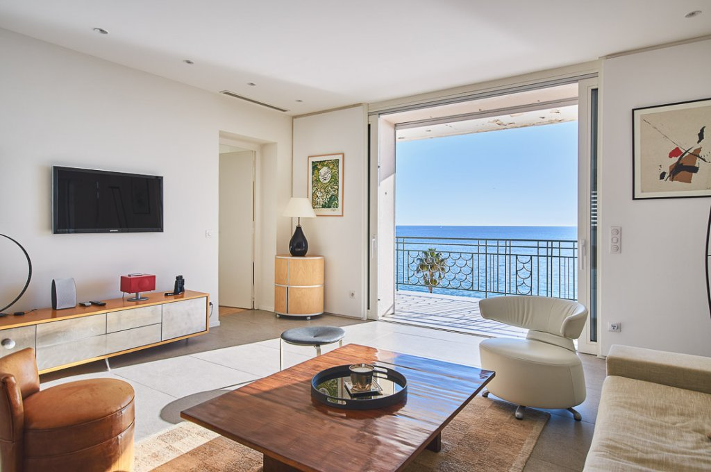 Exceptionell lägenhet panoramautsikt över havet - Cannes