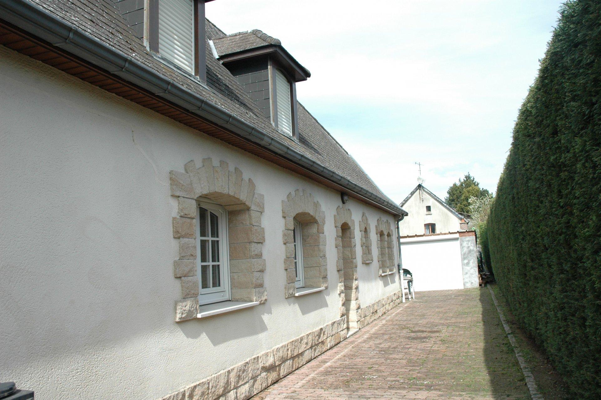 Maison individuelle Aulnoye