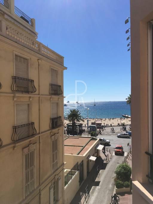 Location saisonnière Appartement - Cannes Banane