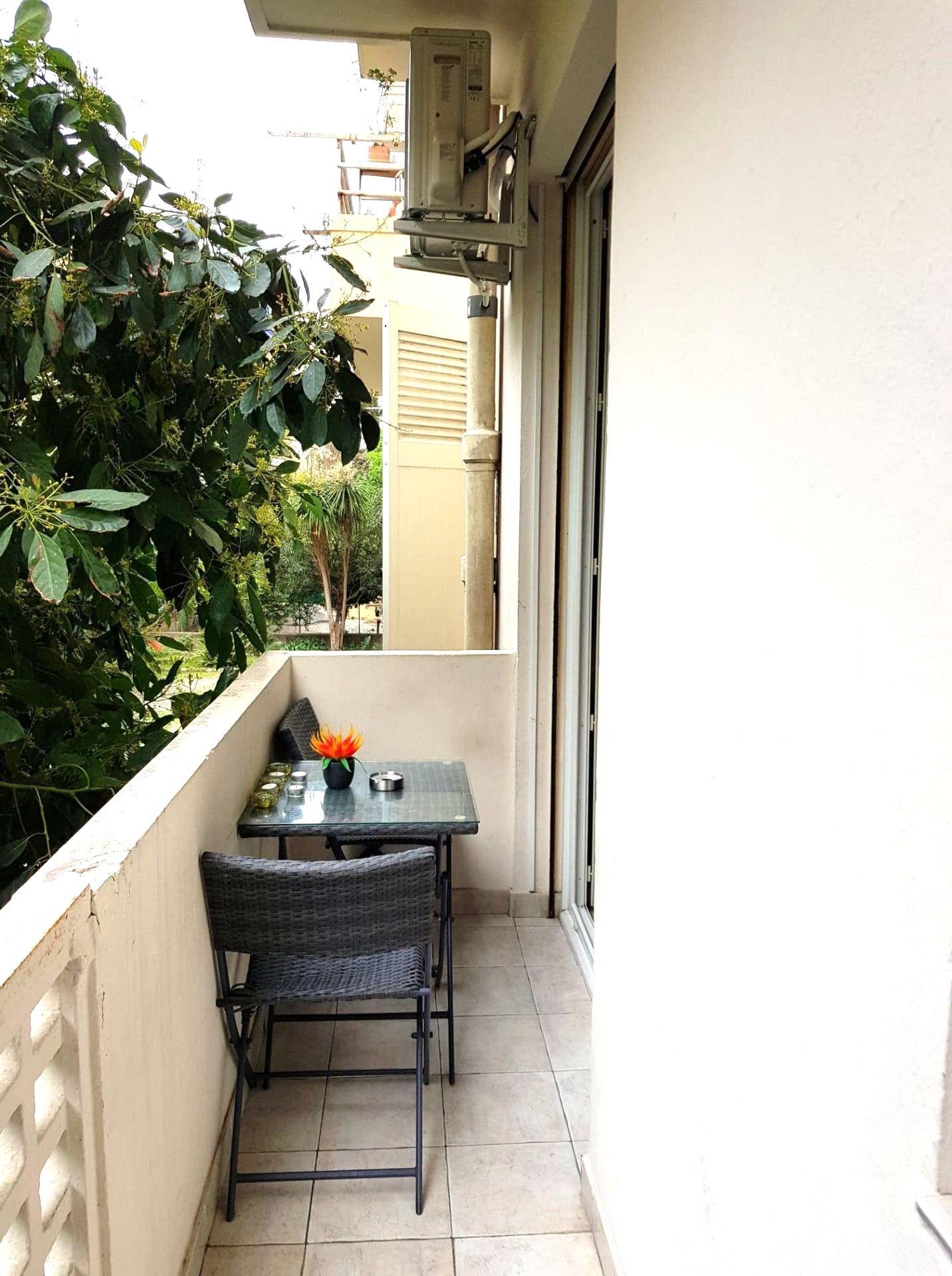 2 pièces avec terrasse - Quartier des Fleurs