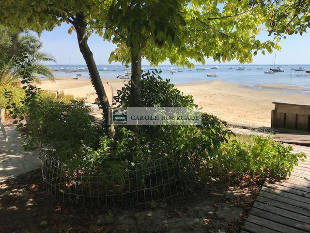 Villa sur la presqu'île Cap Ferret en Première ligne