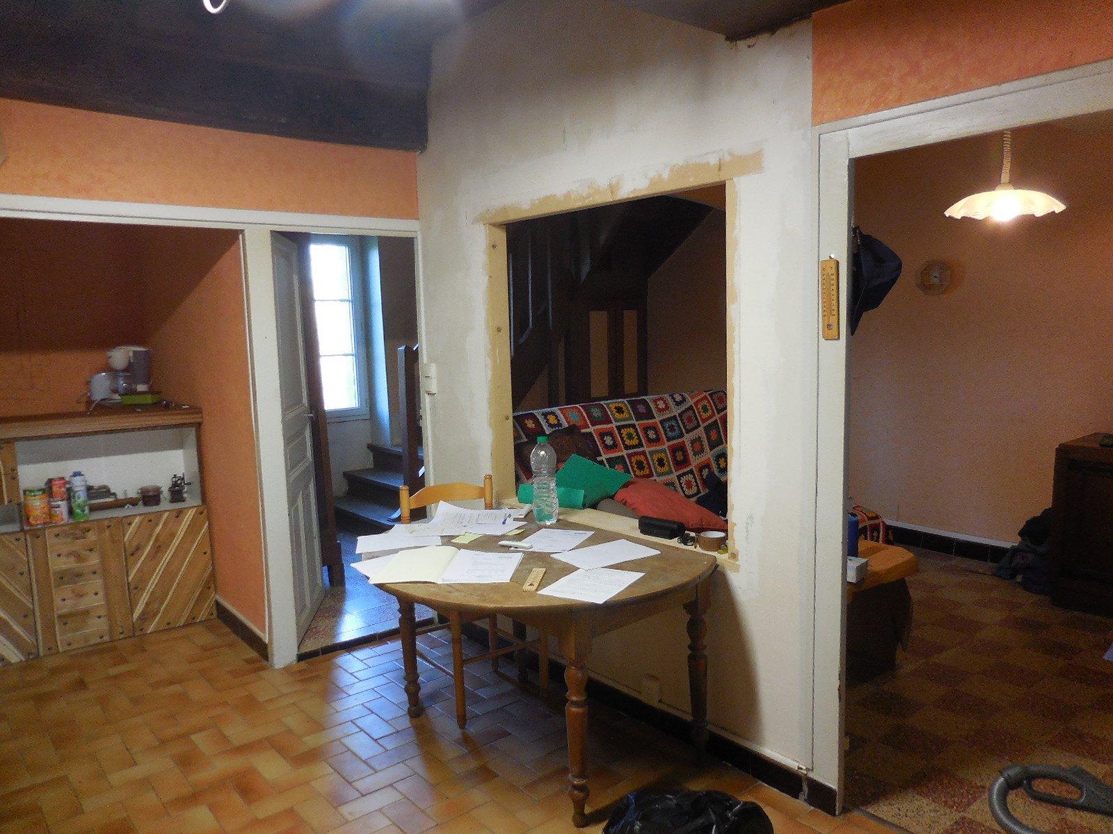 Sale House - Toulon-sur-Arroux