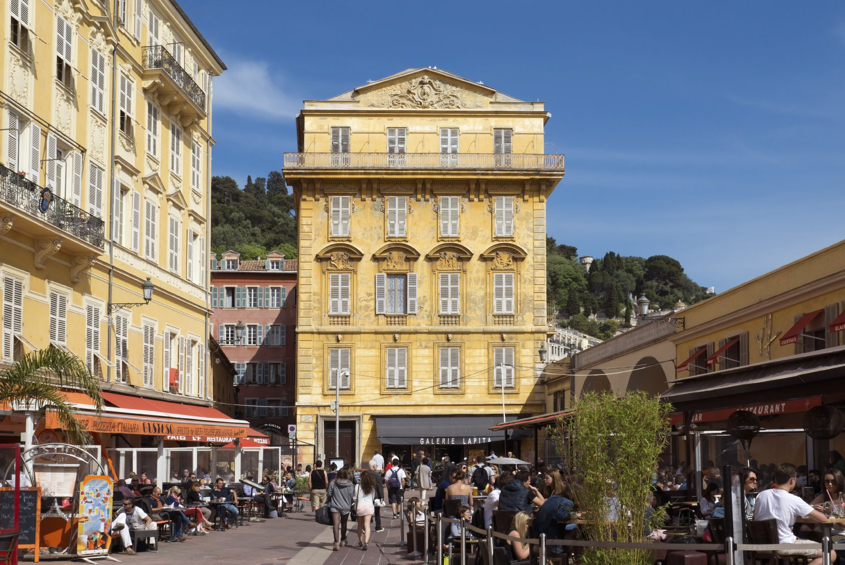 NICE - Prôvence-Alpes-Côte d'azur - vente appartement neuf - Large terrasse - Vue mer