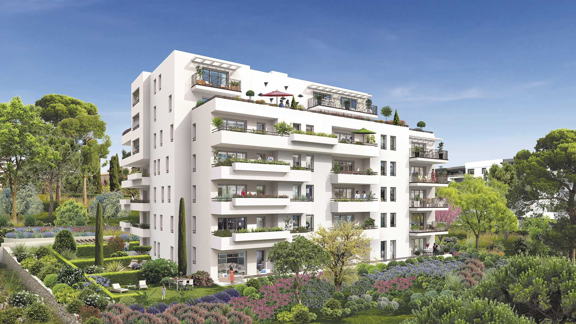 Programme Immeuble - Marseille 11ème