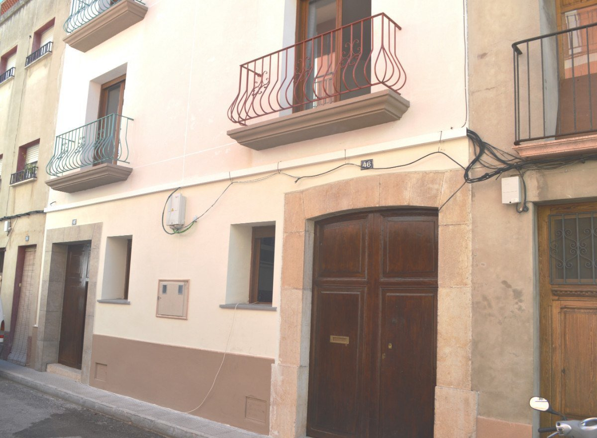 Maison de ville espagnole rénovée à Jalon