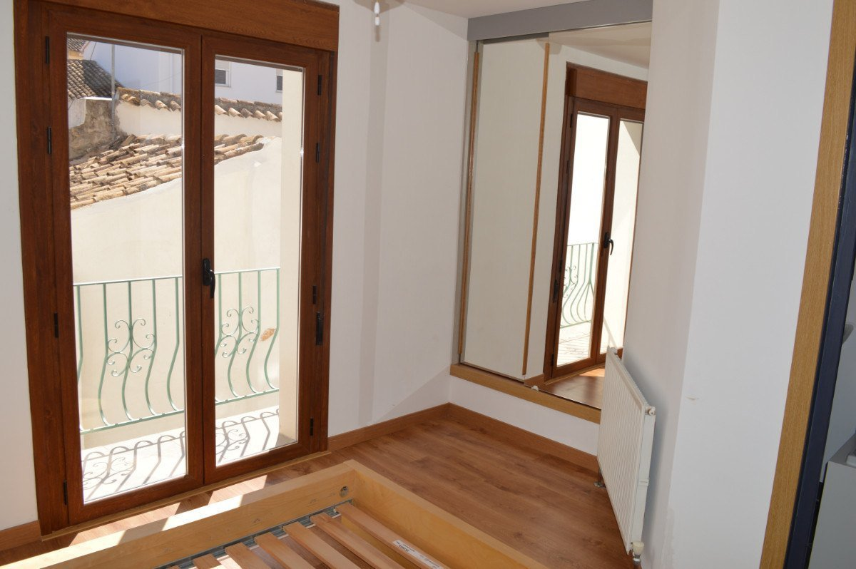 Renovated Spanish townhouse in Jalon
