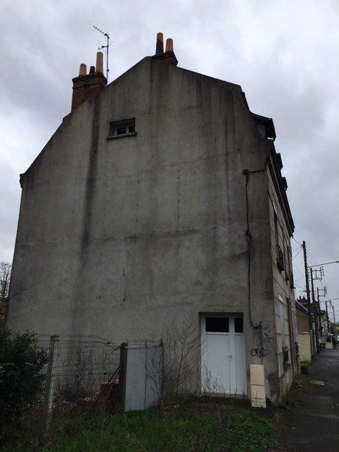 Maison ou immeuble à rénover