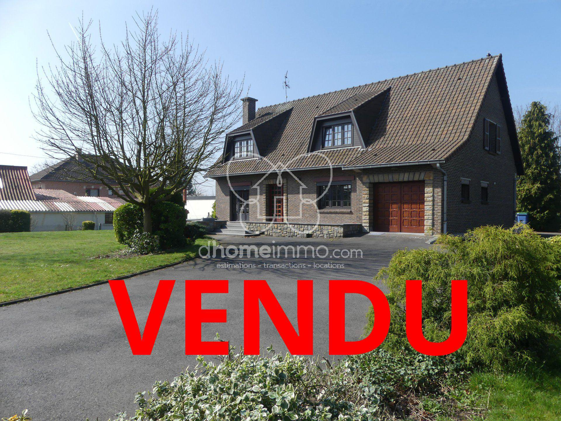 Sale House - Raimbeaucourt