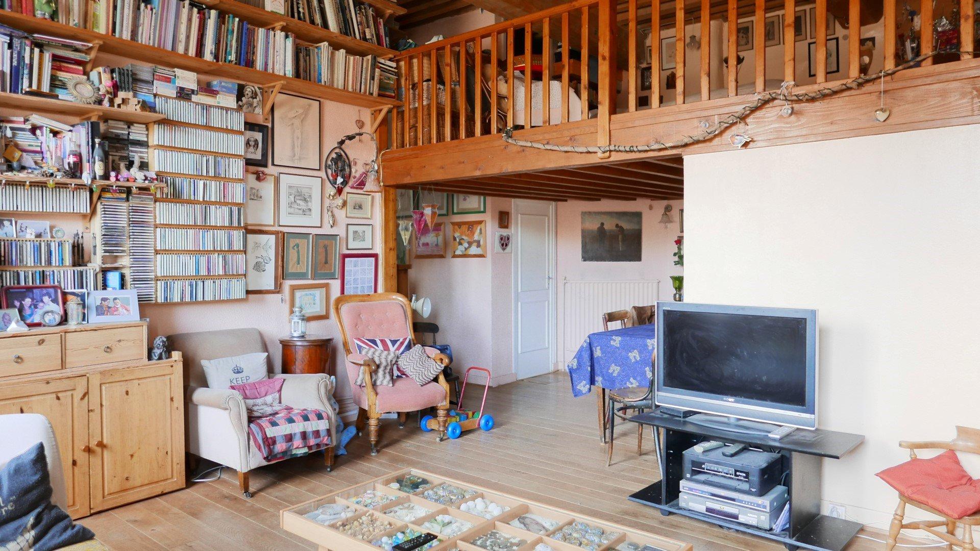 Achat Appartement Surface de 118 m², 5 pièces, Lyon 4ème (69004)
