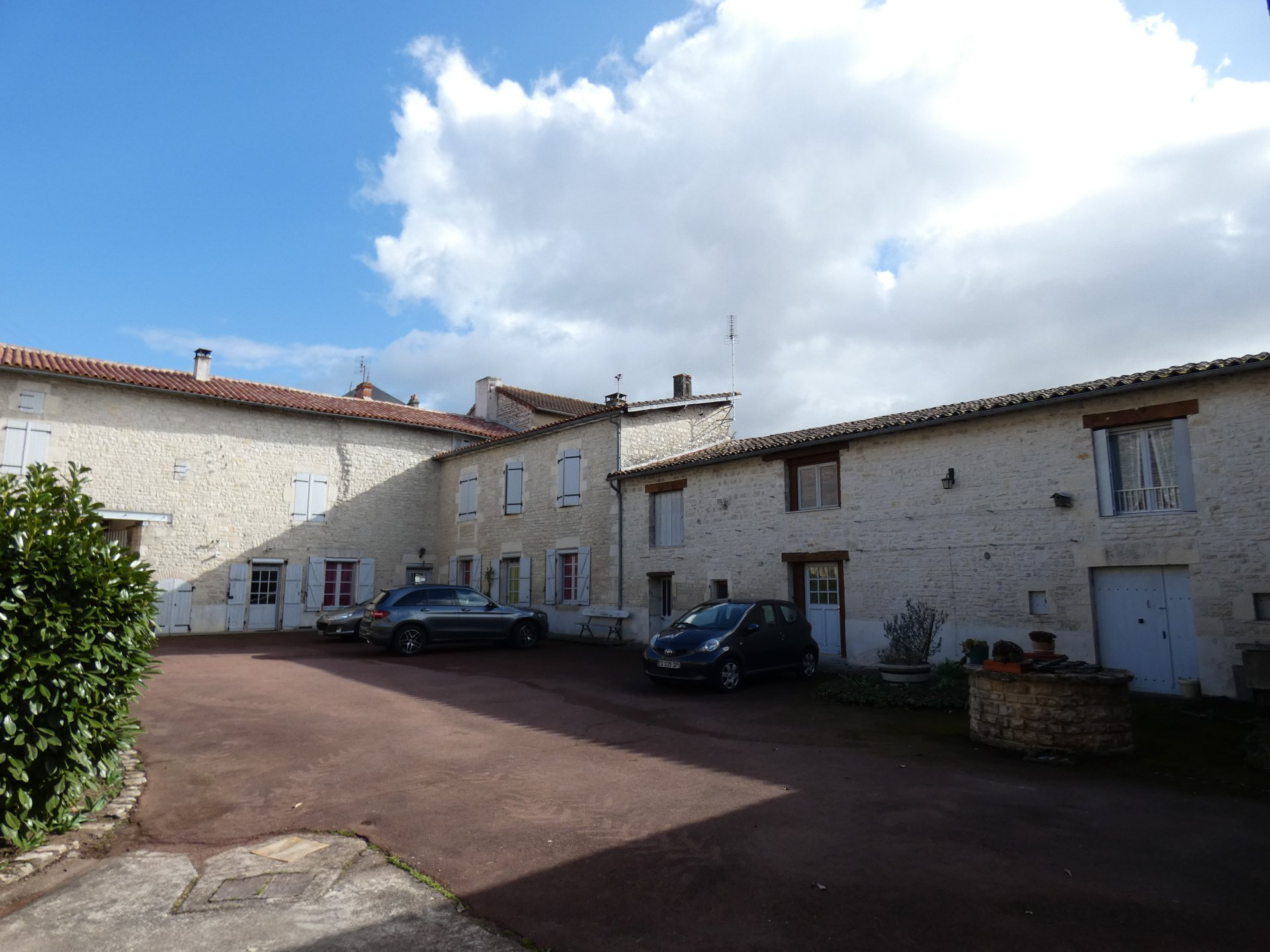 Sale Housing estate - Mansle