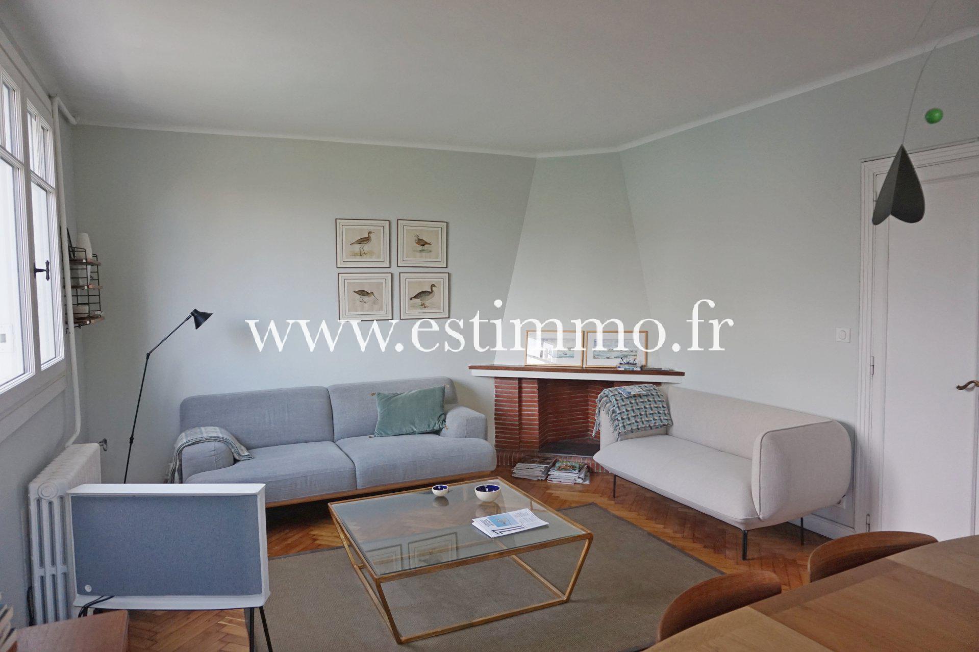 Toulouse Côte Pavée élégante maison de 6 pièces