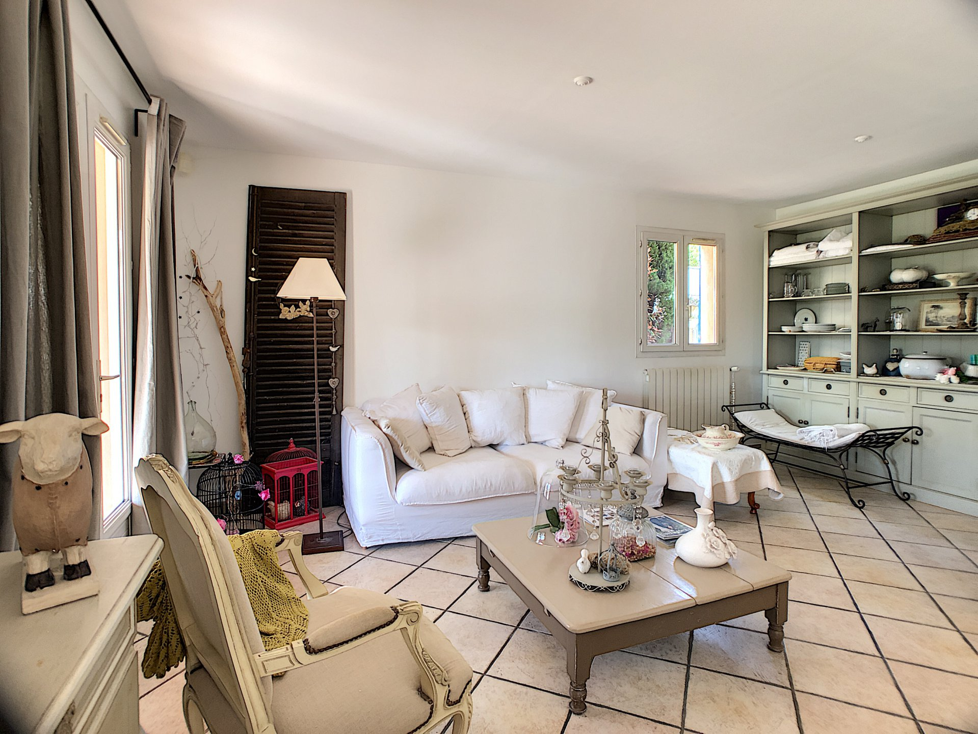 Grasse St Jacques, Villa 5P au calme et à proximité des commerces