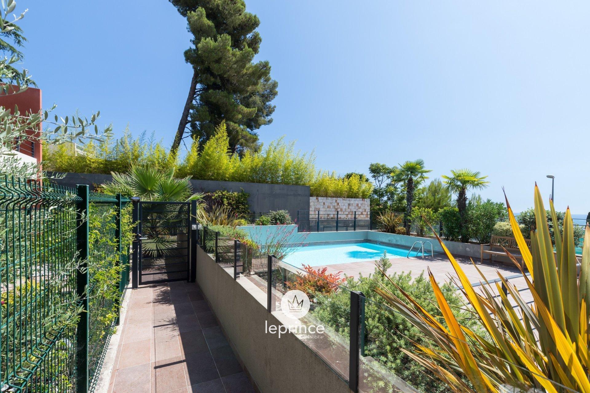Nice Fabron - Villa TERRA ROSSA