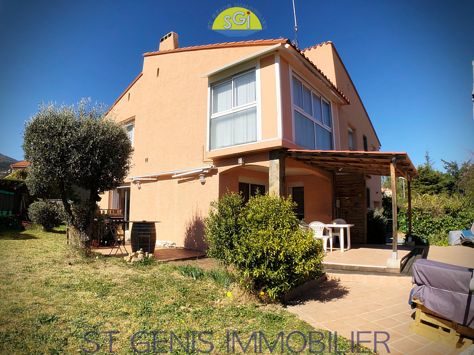 Villa 4 Faces a Laroque des Albères