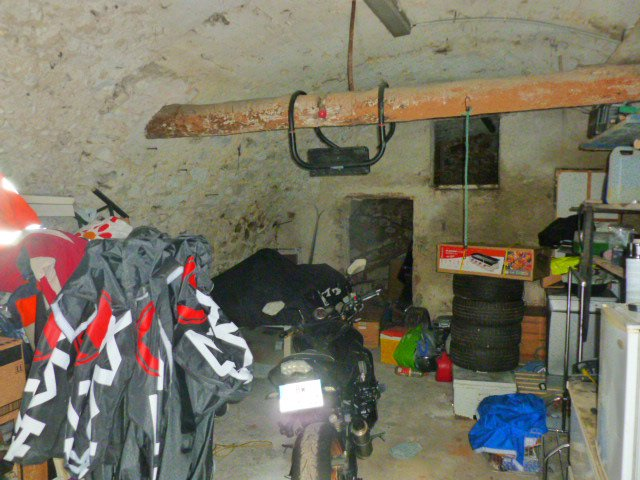 GARAGE de plain pied