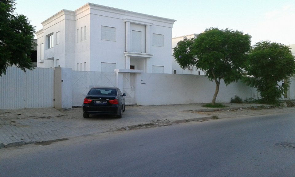 Vermietung Villa - Les Berges du Lac - Tunesien