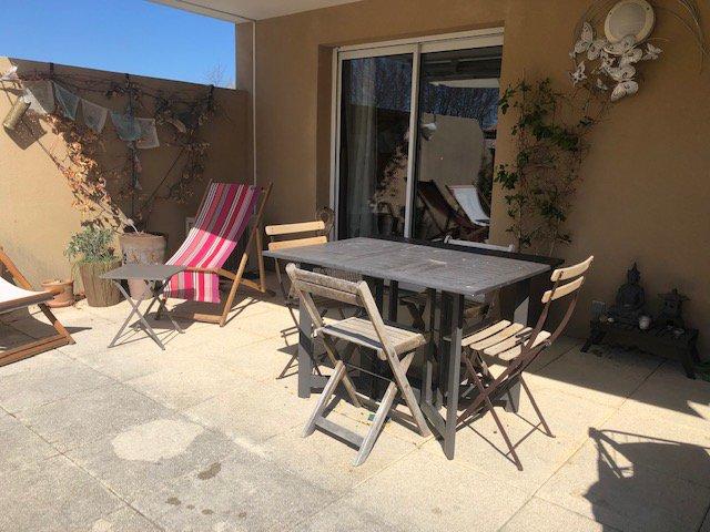 Lambesc - Appartement T3 de 72.66 m² avec terrasse de 25 m²