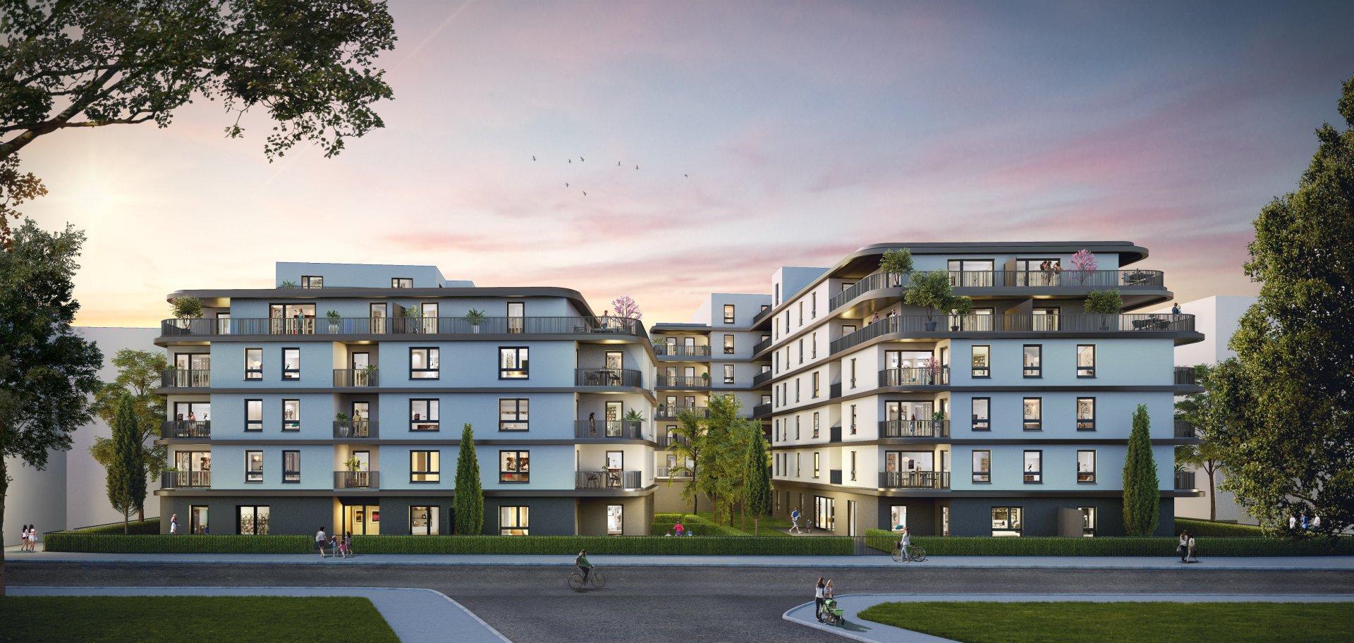 Programme Immeuble - Schiltigheim
