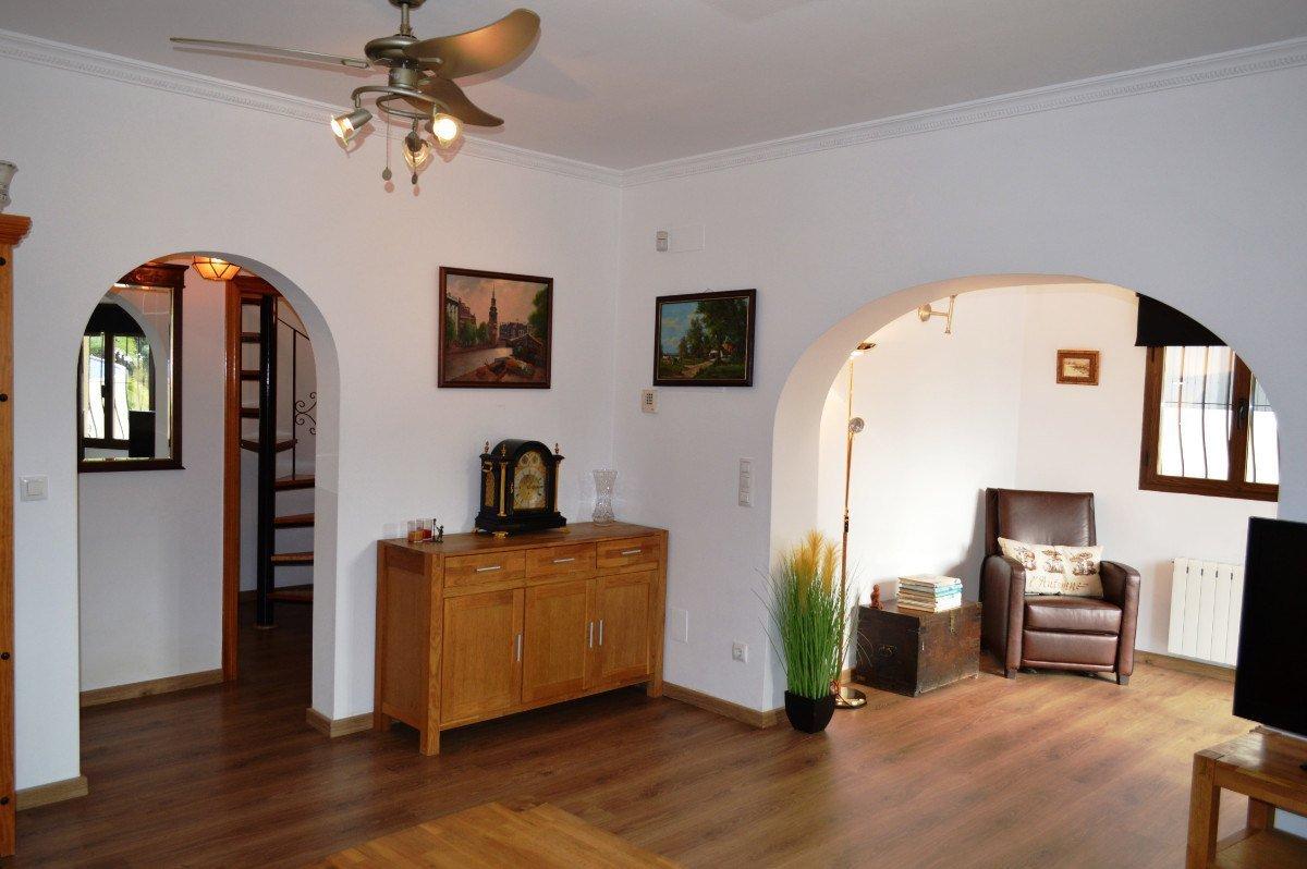 Villa individuelle avec de superbes vues sur la vallée de Jalon