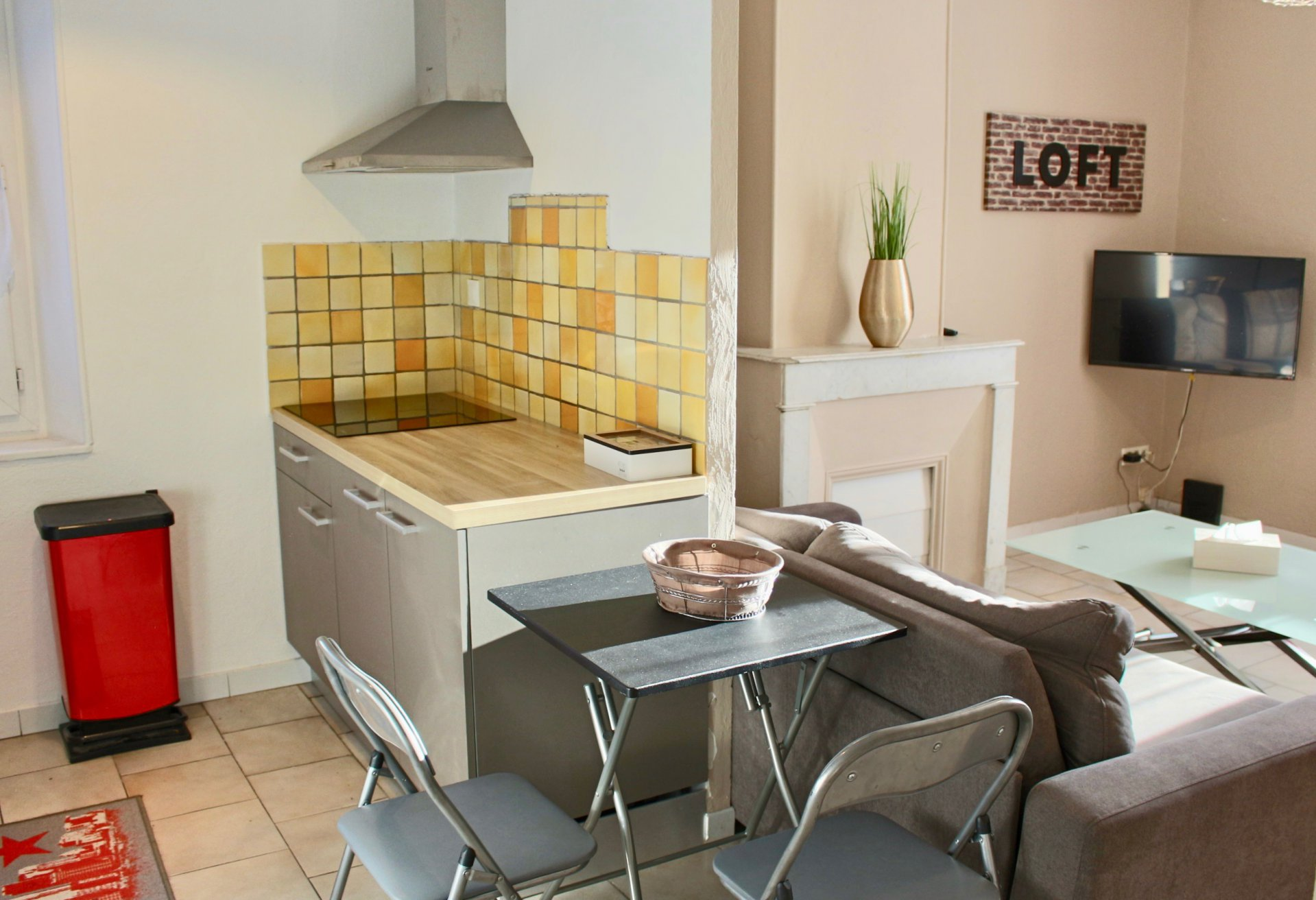 Appartement 7 personnes (Cannes Suquet)