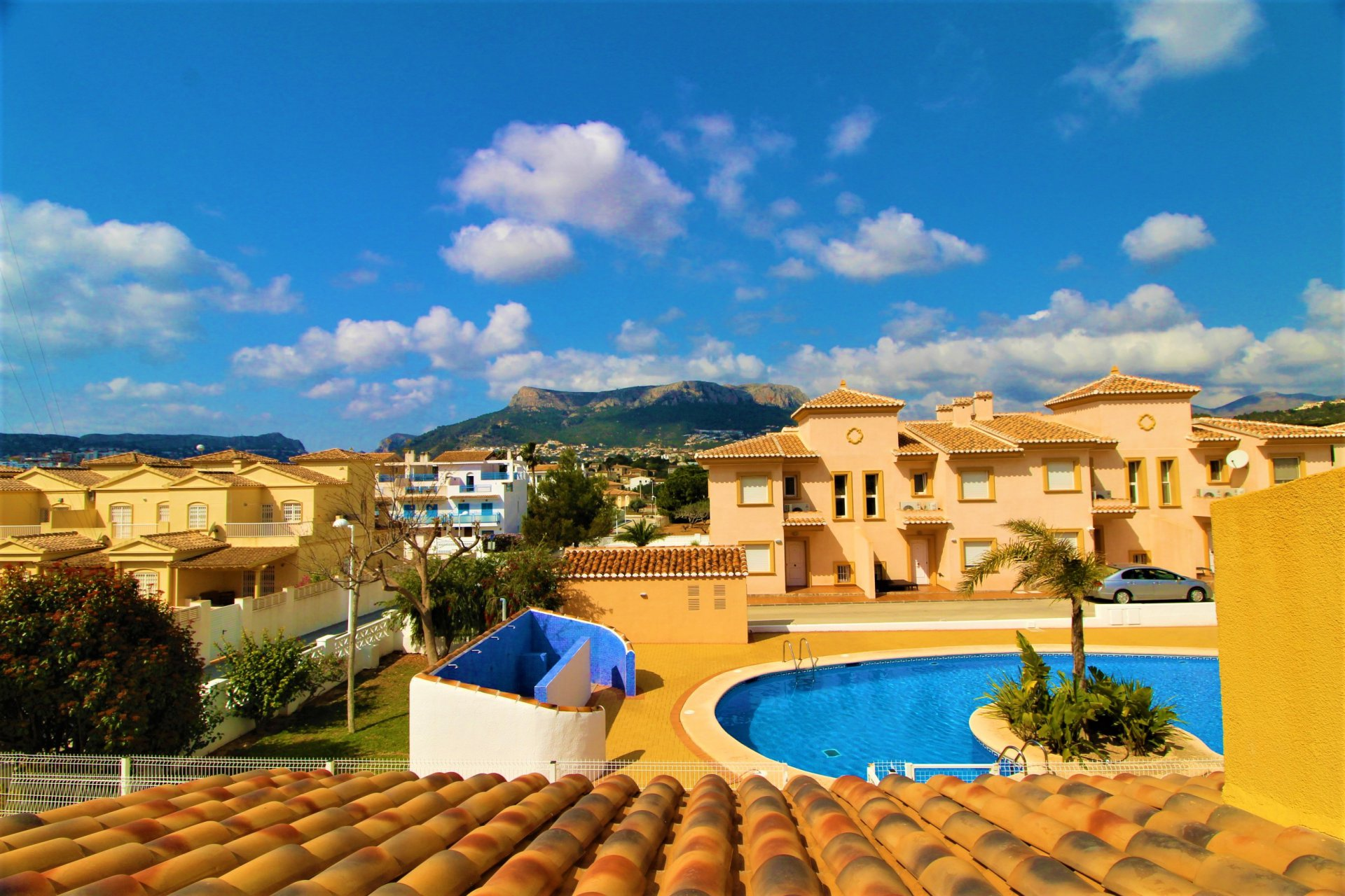 3-bedroom bungalow on walking distance from Calpe centre
