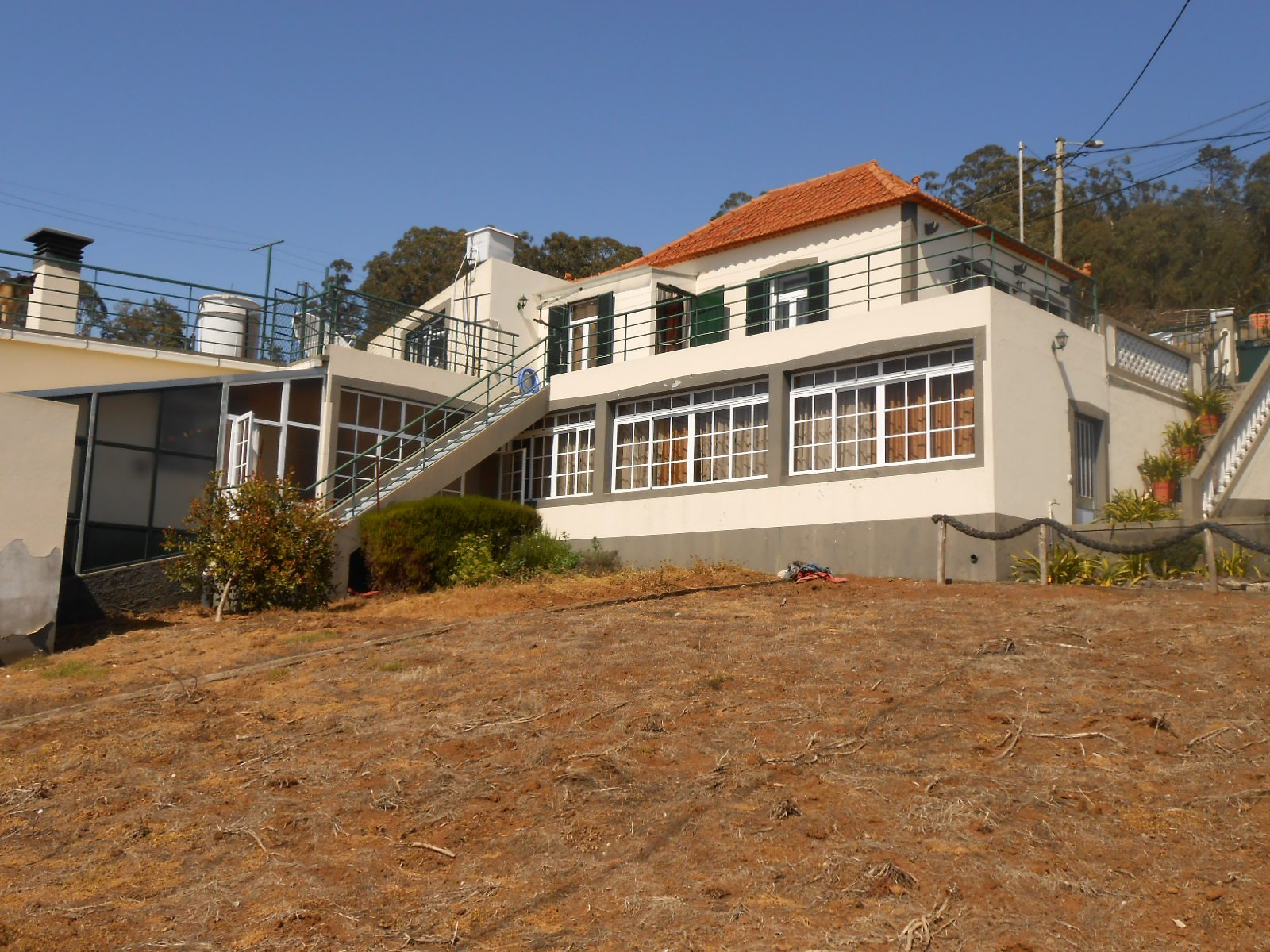 Renovated Old House Comprising 2 Apartments with Panoramic Ocean View