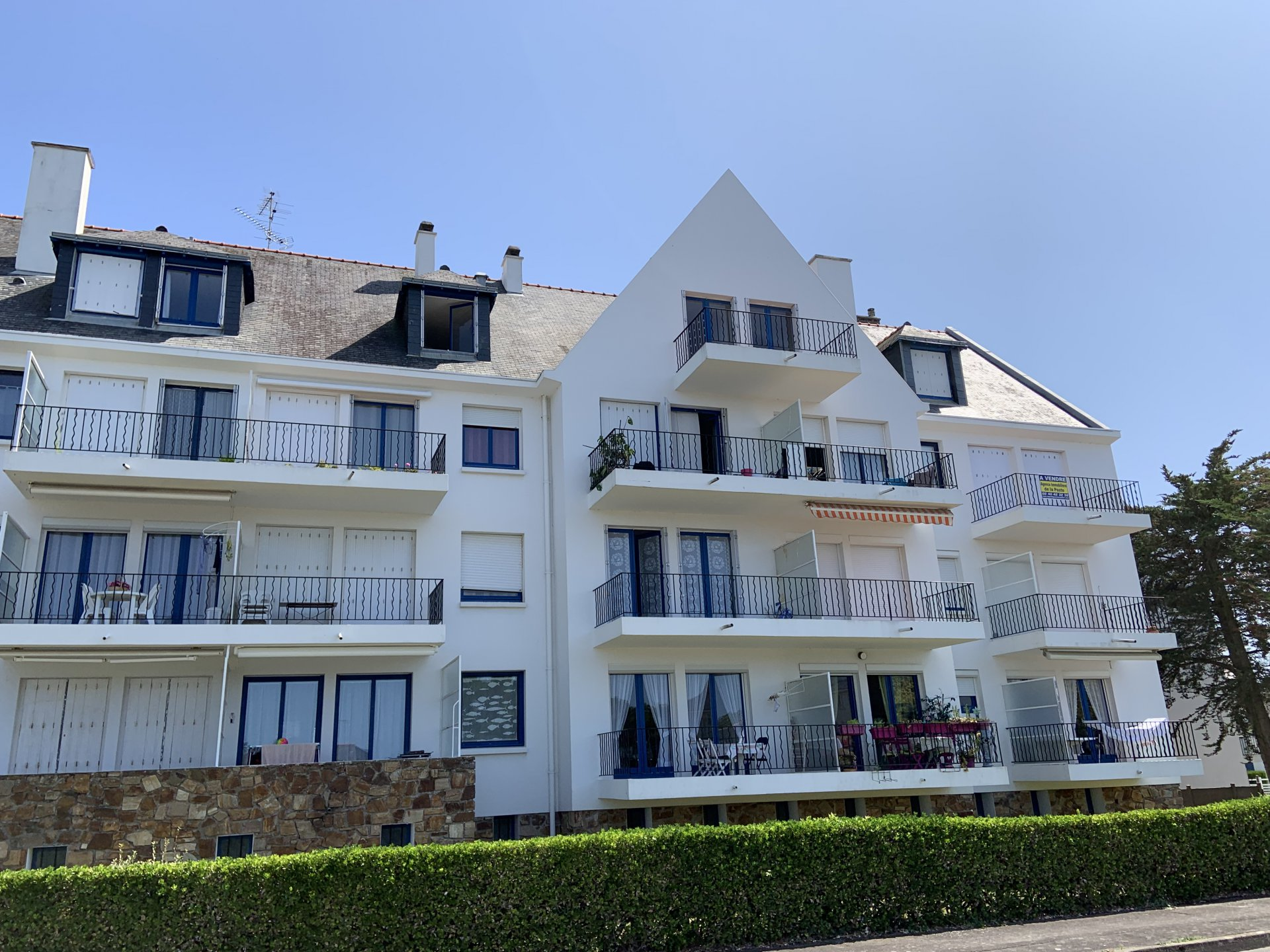T3 proche centre ville et plage Le Pouliguen