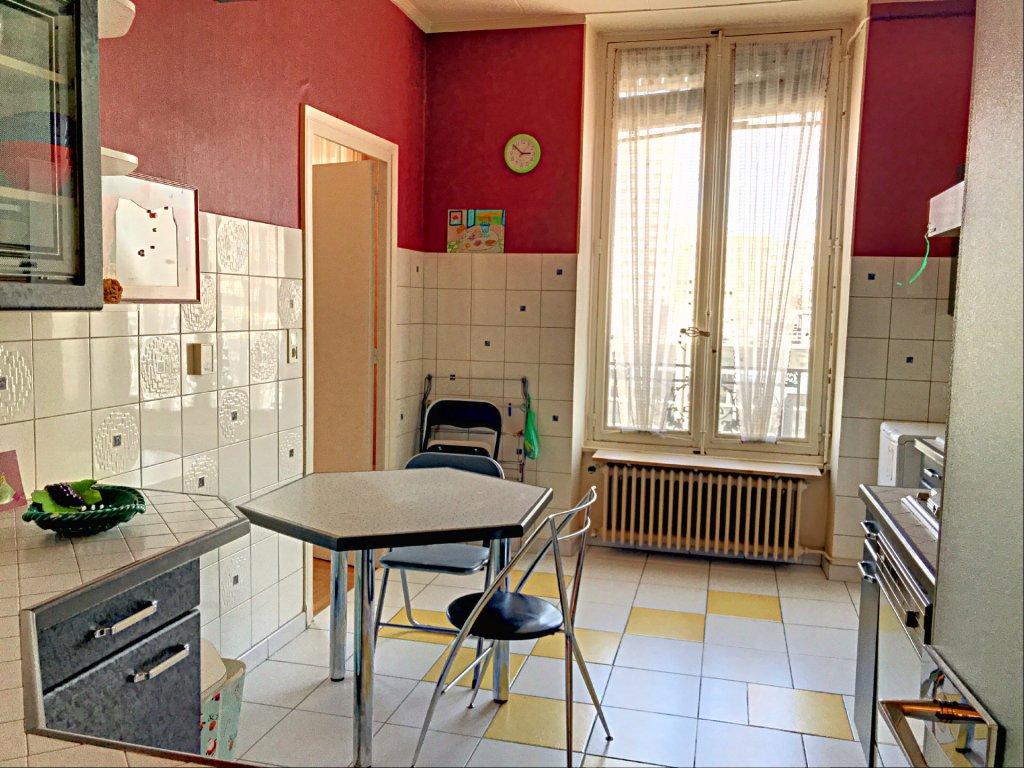 Achat Appartement, Surface de 112.18 m², 4 pièces, Lyon 3ème (69003)