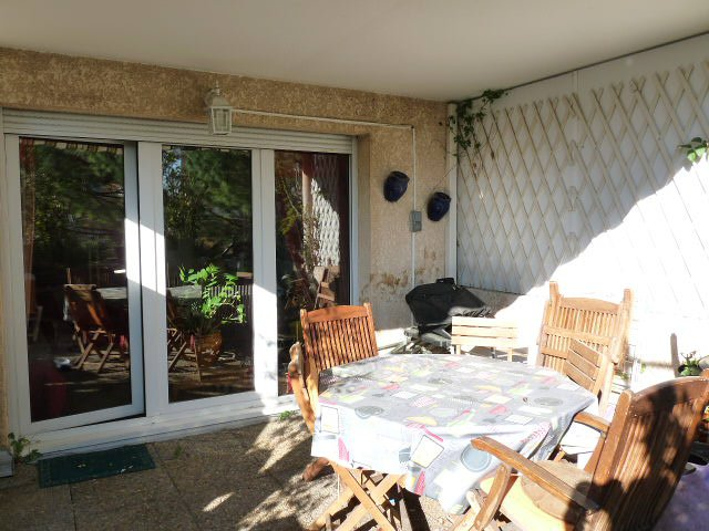 T3 avec terrasse et garage