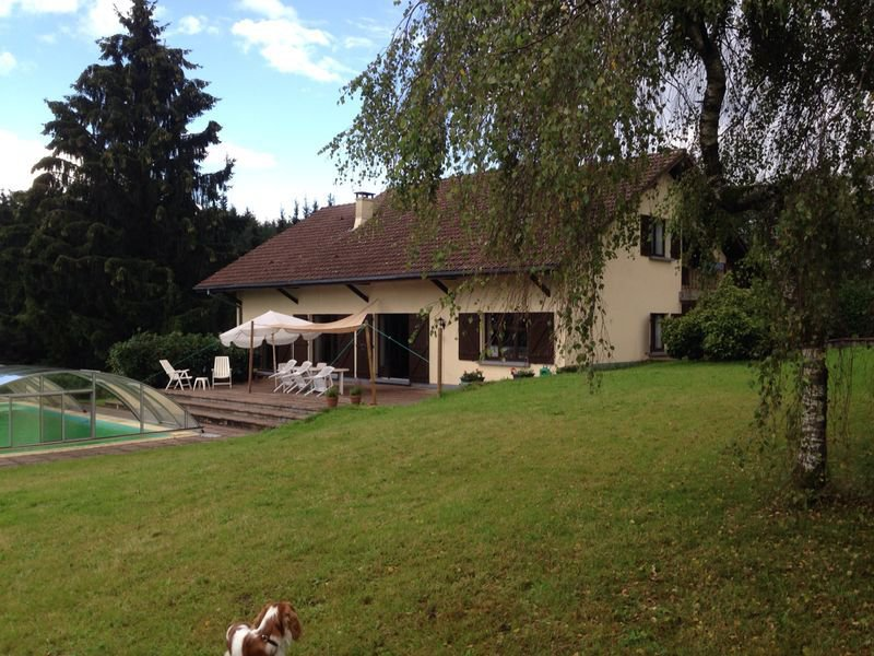 VOSGES - Nice house with garage, terrace and covered pool