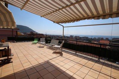 Semi-detached villa in Pietra Ligure - beautiful view