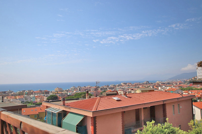 Semi-detached villa in Pietra Ligure - beautiful view