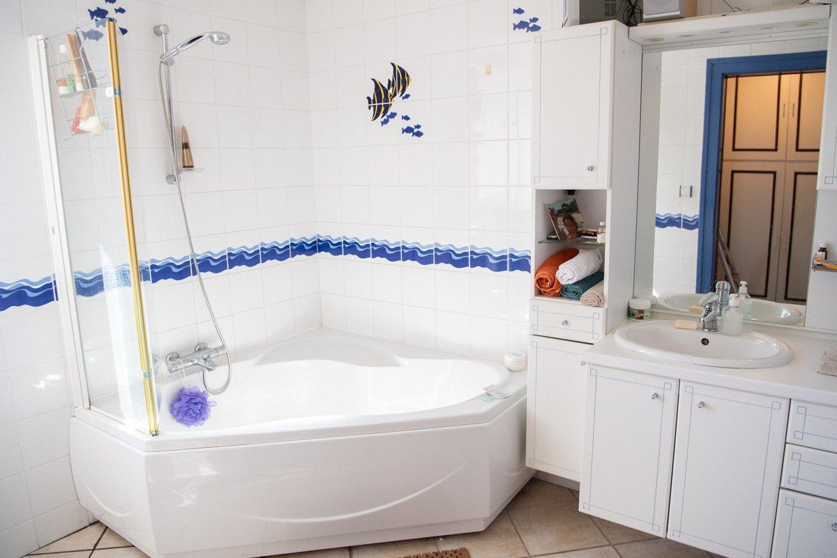 VOSGES - Superbe ferme avec appartement et dépendance sur 1ha