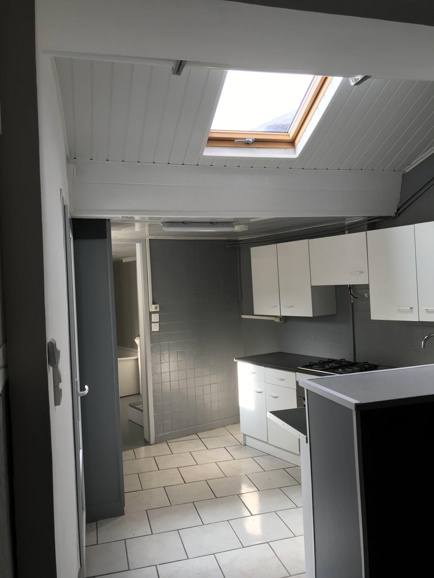 Fenêtre de toit, acier inoxydable
