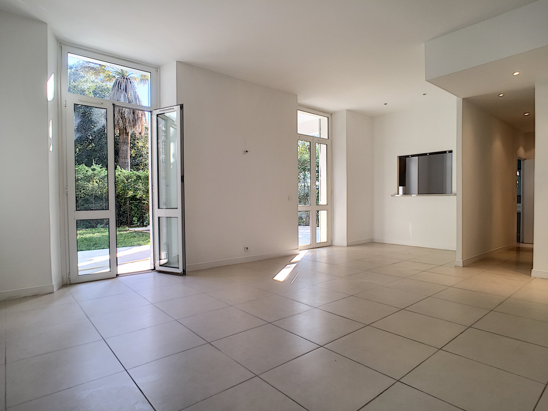 Le Cannet - 3 bedrooms flat with garden