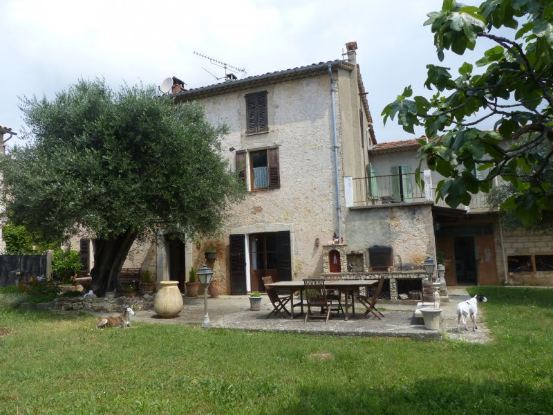 Sale House - Roquefort-les-Pins Les Furons