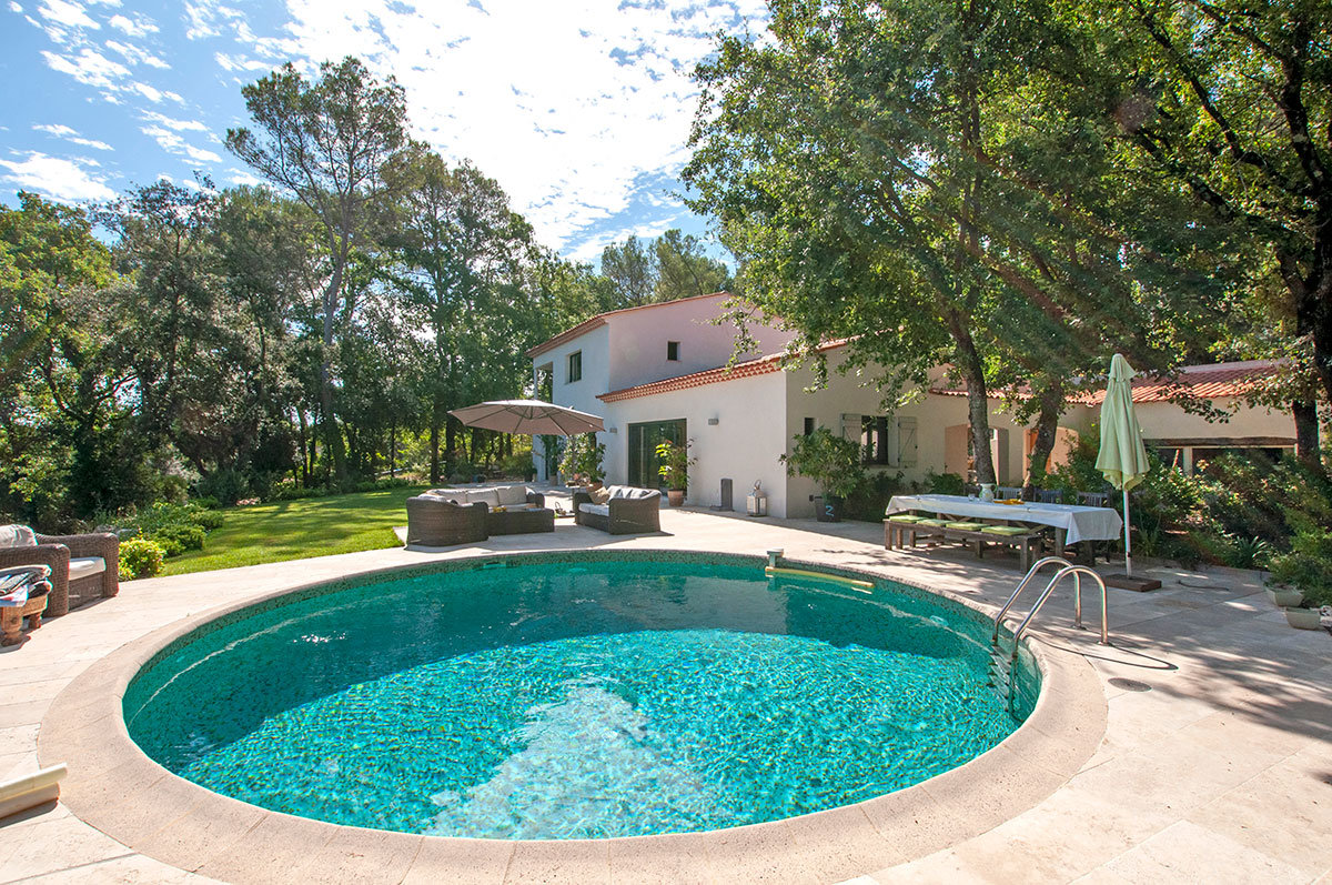 For Sale Valbonne - 5 bed villa within walking distance of village.