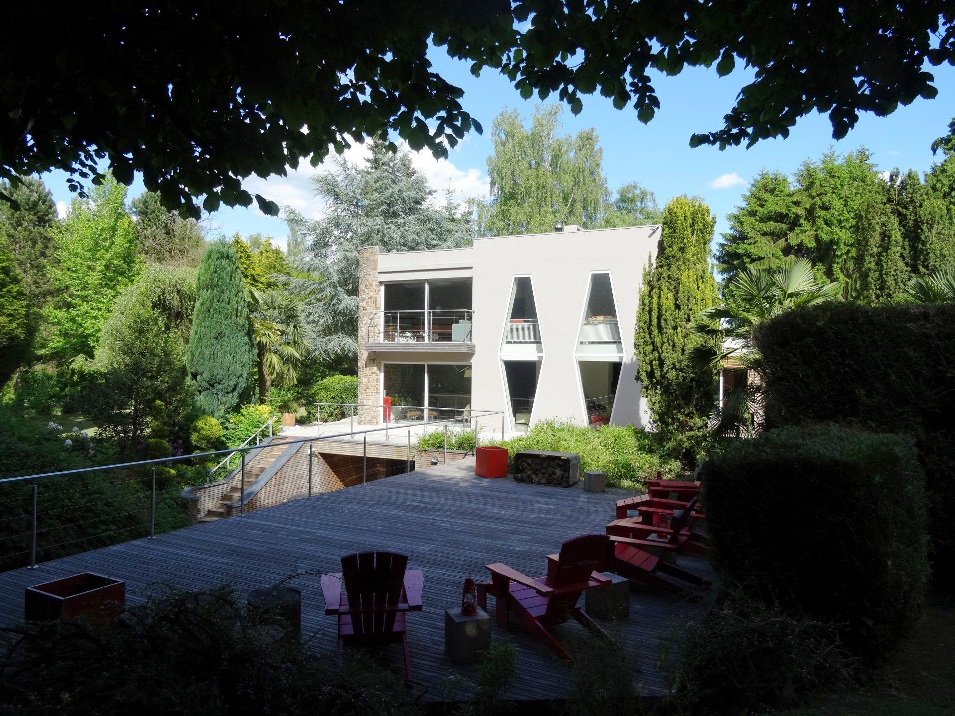 Maison d'architecte à 15 mn de LE NEUBOURG