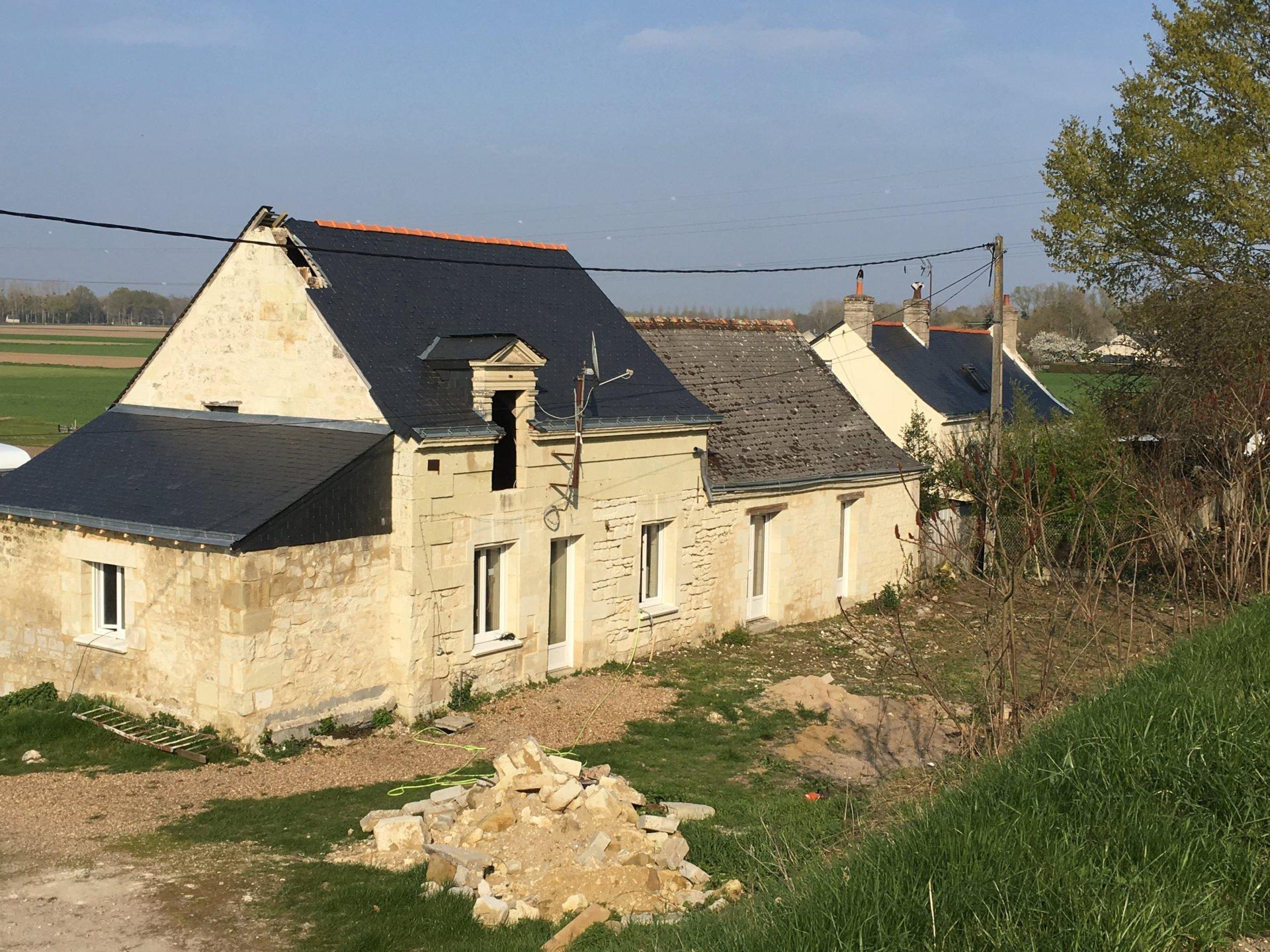 La Chapelle sur Loire