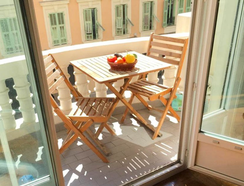 VENTE Appartement 3P Nice Musiciens Balcon