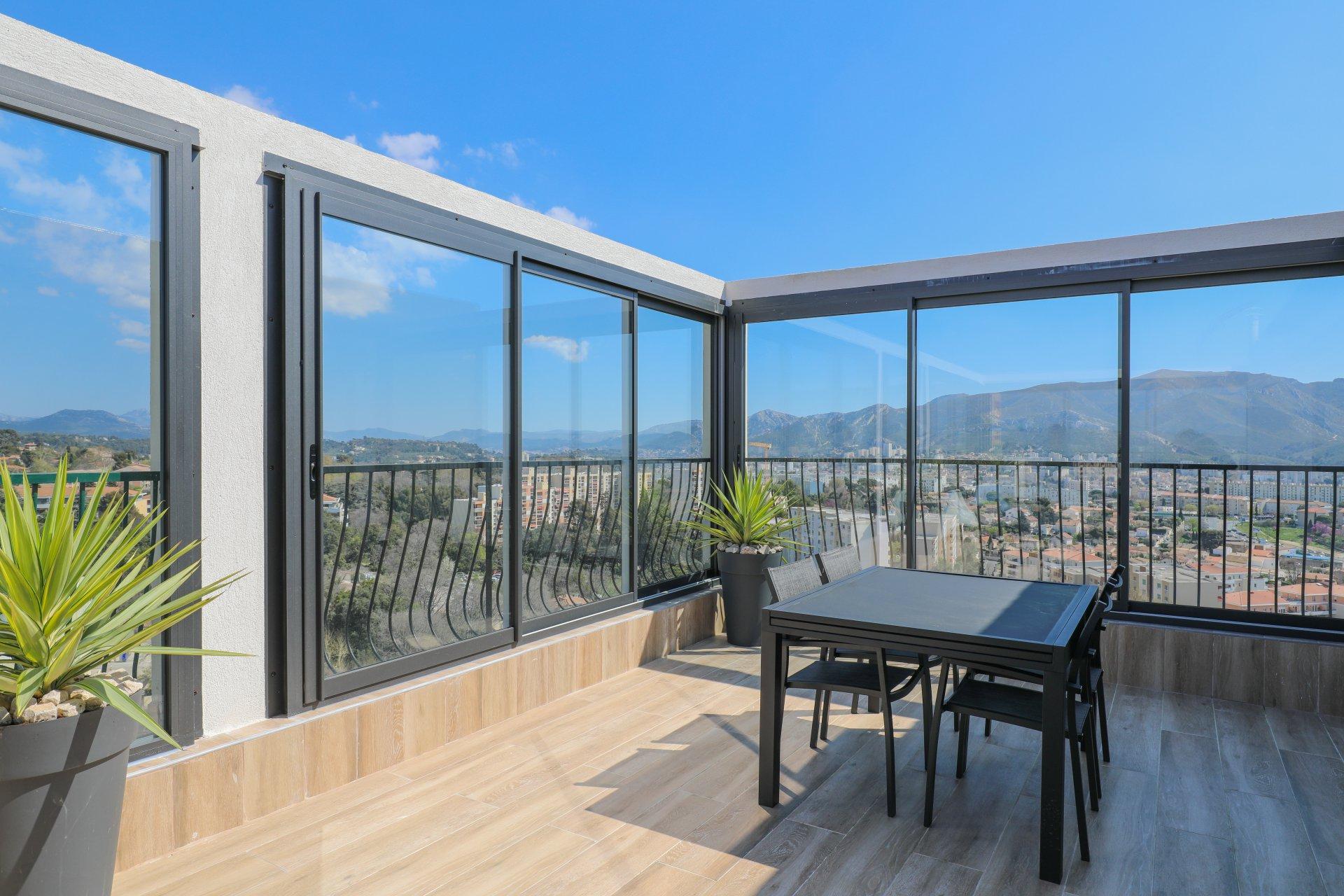 Rental Apartment - Marseille 12ème Les Caillols