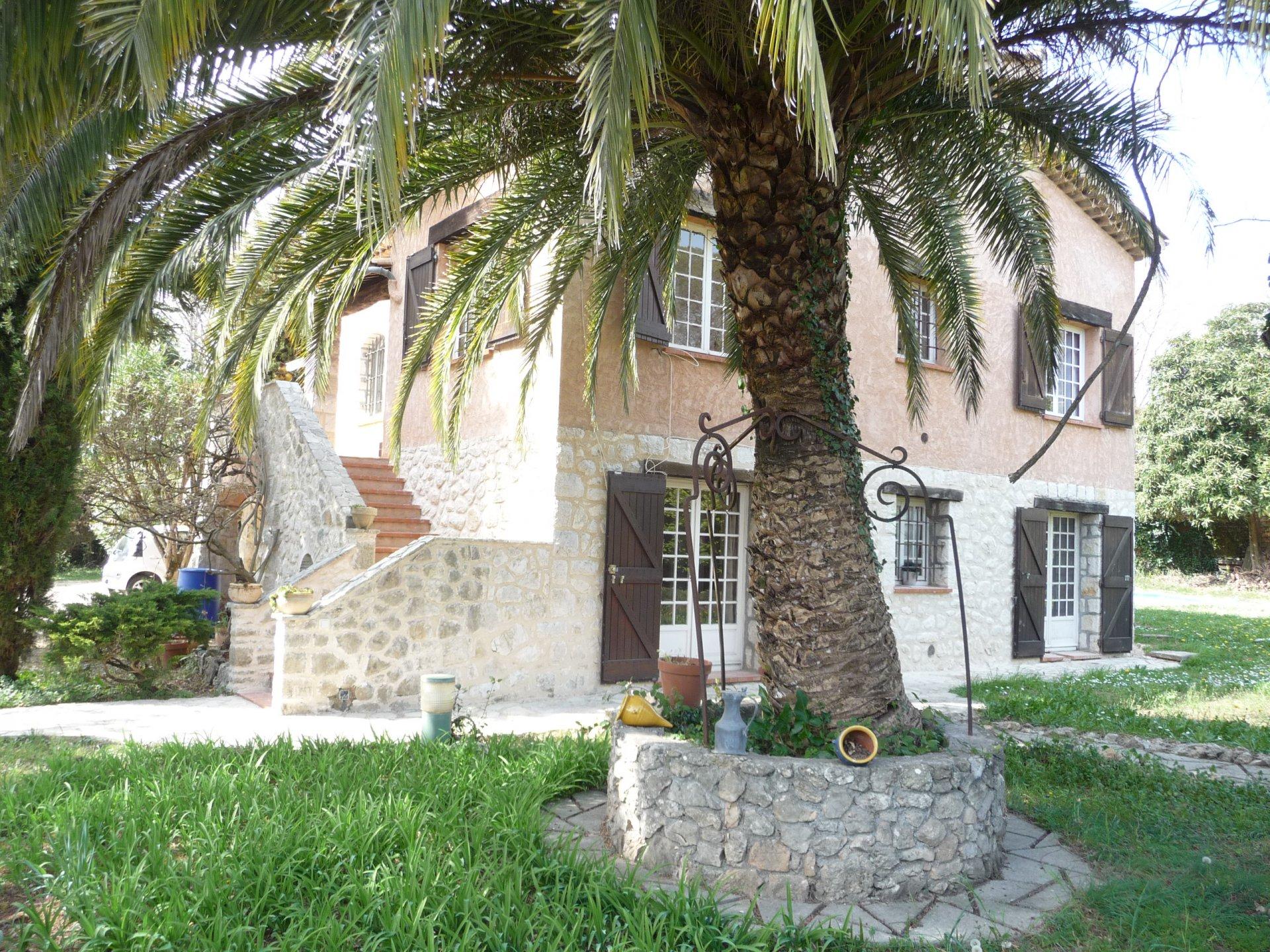 Saint-Paul de Vence, close to the village