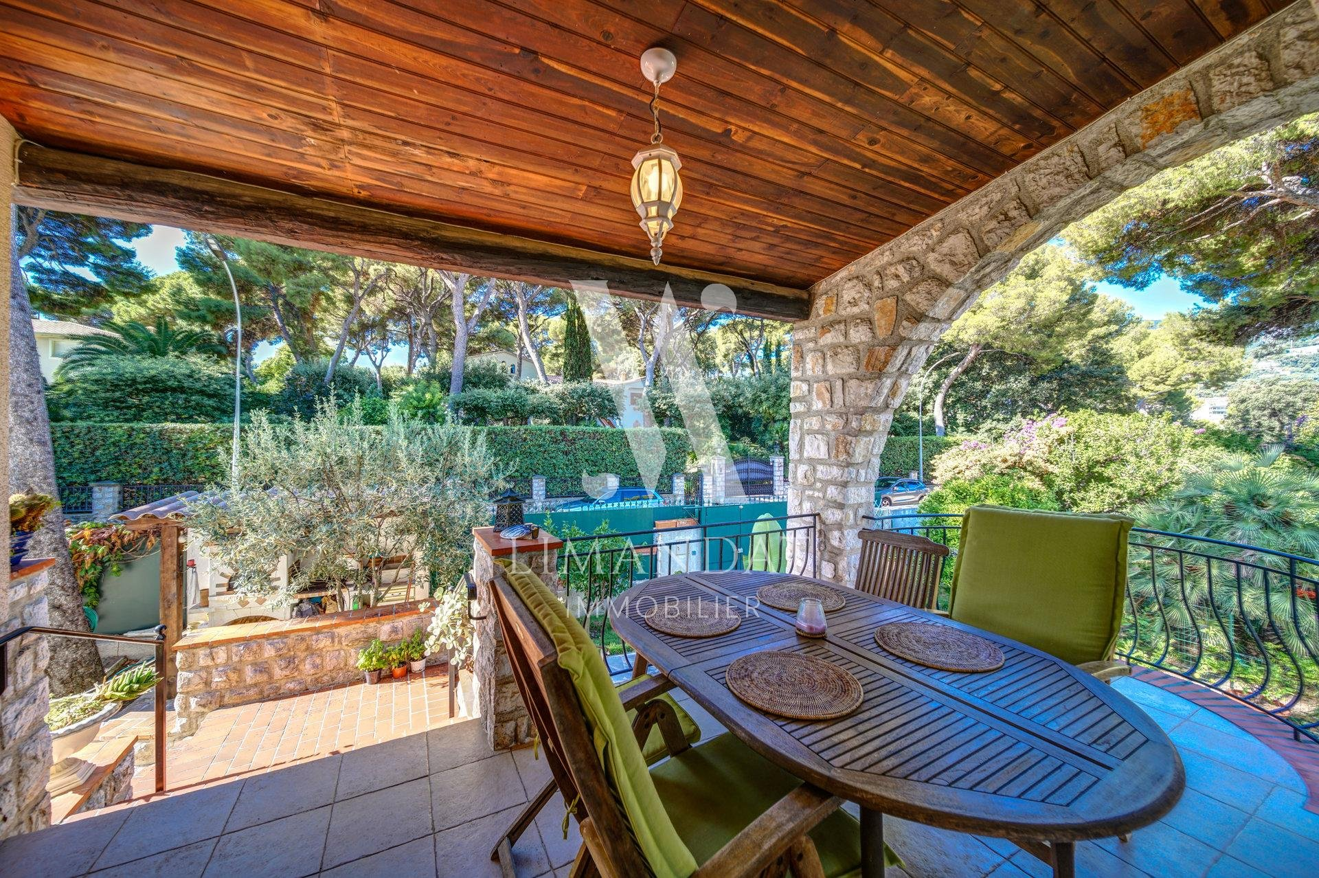Cap Martin - prestigious property address