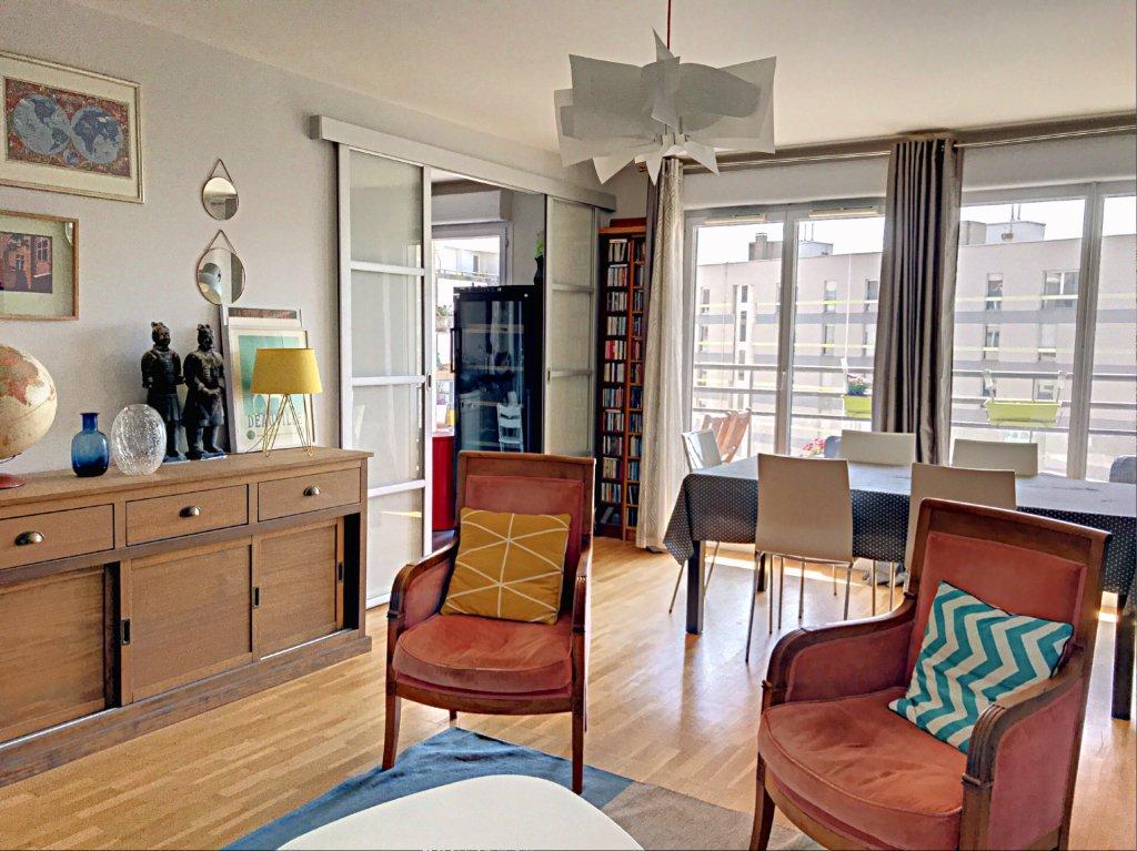 Achat Appartement Surface de 97 m², 4 pièces, Villeurbanne (69100)