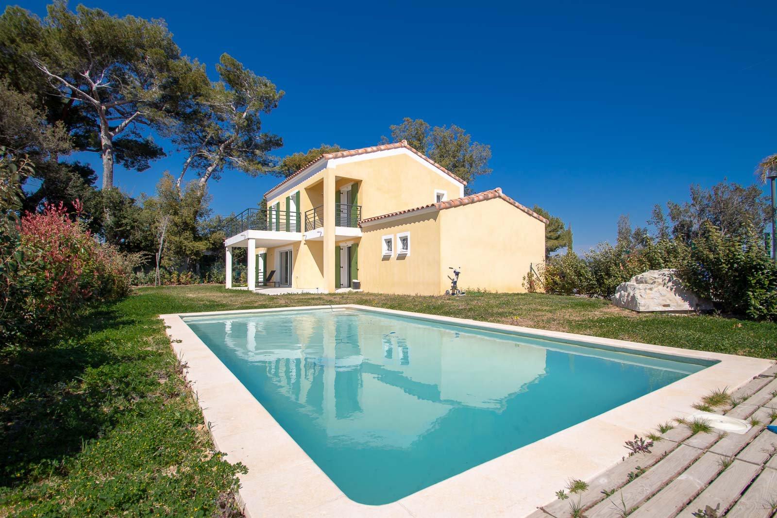 Villa BIOT - Near Sophia 4 P - 120 m²