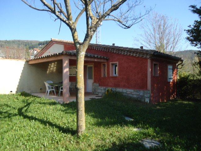 2 Habitations + Terrain constructible au centre du VIGAN
