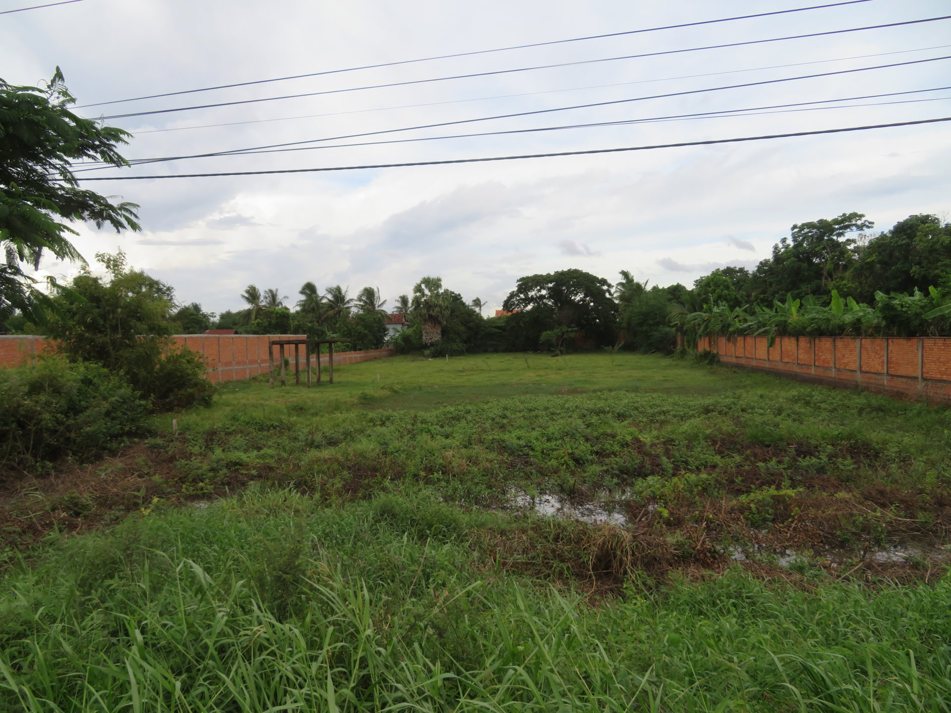 Sale Commercial land Chroy Changvar