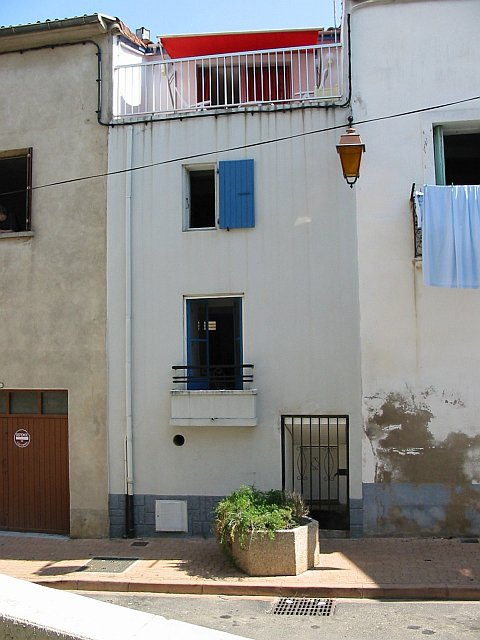 HERAULT - Old village house with terrasse