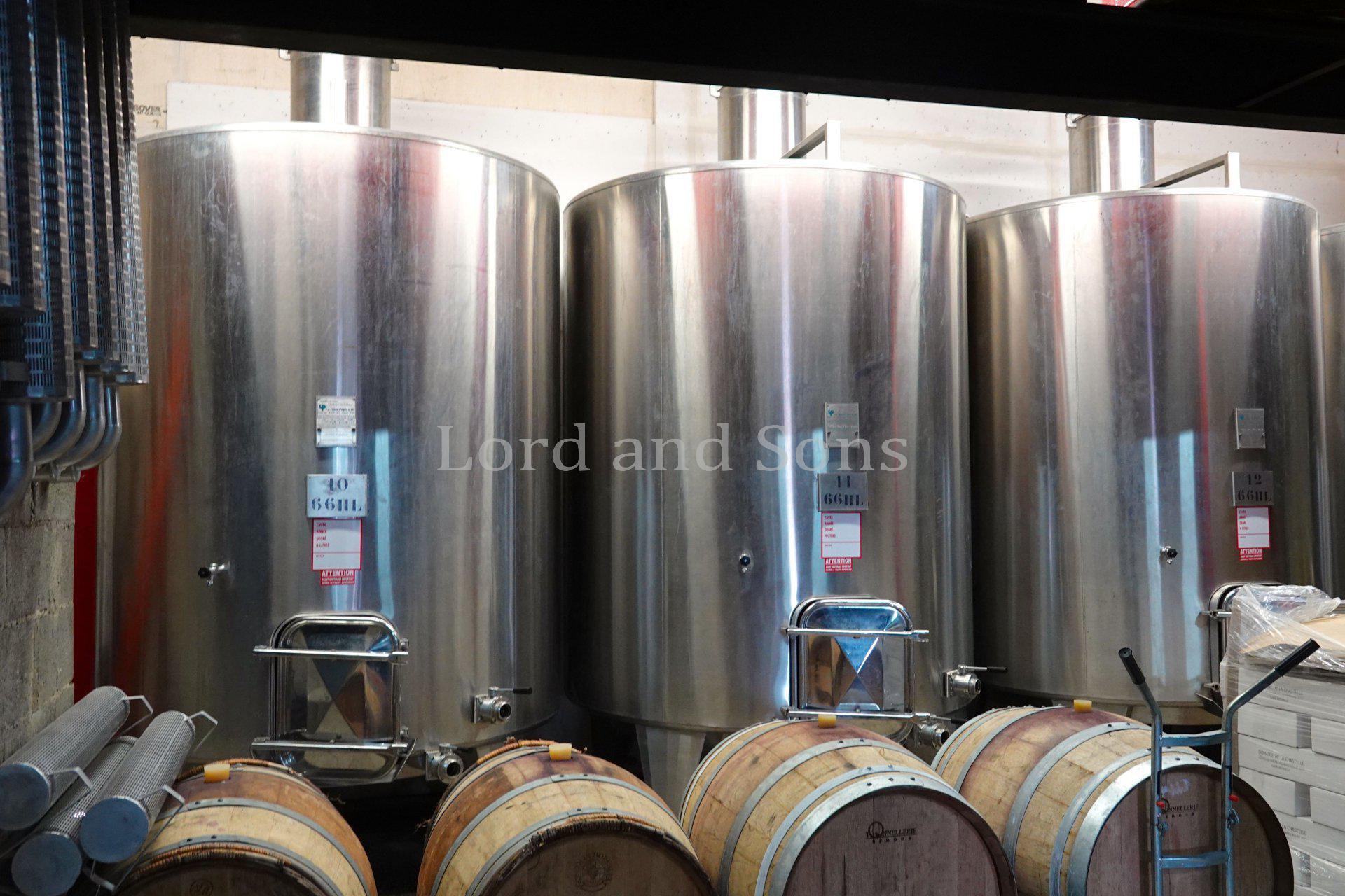 Propriété viticole a vendre a Grignan